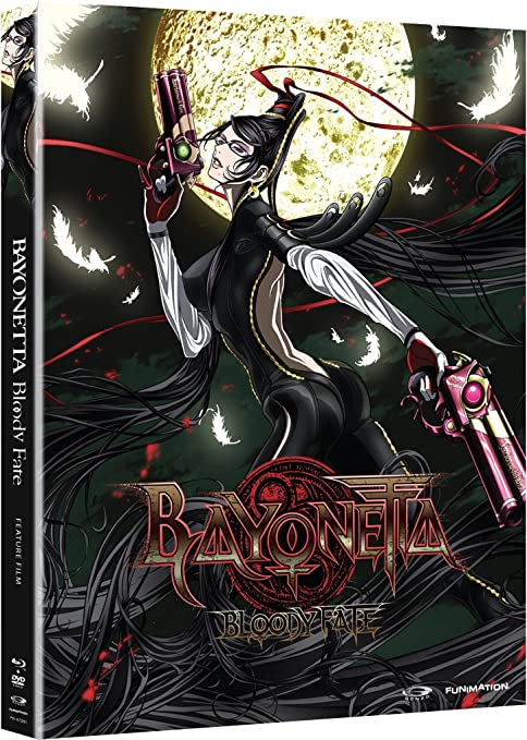 Beyonetta:_Buraddi_Feito_ Bayonetta:_Bloody_Fate USA Blu-ray: Amazon.es: Fuminori Kizaki: Cine y Series TV