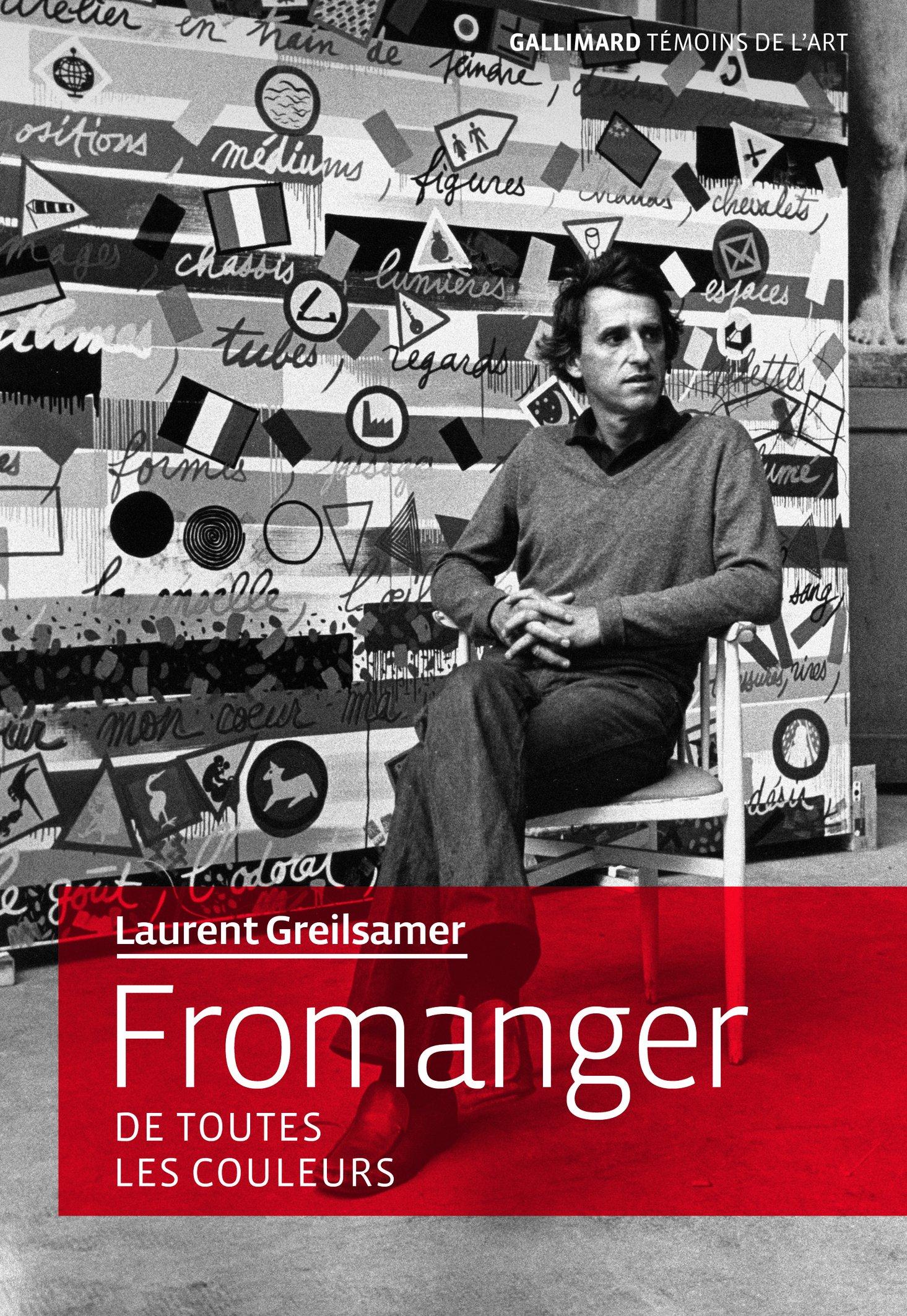 Download Fromanger: De toutes les couleurs Text fb2 ebook