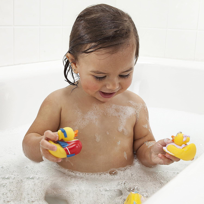 Munchkin 3 Pack Mini Ducks Girl, Colors May Vary (Multi Color ...