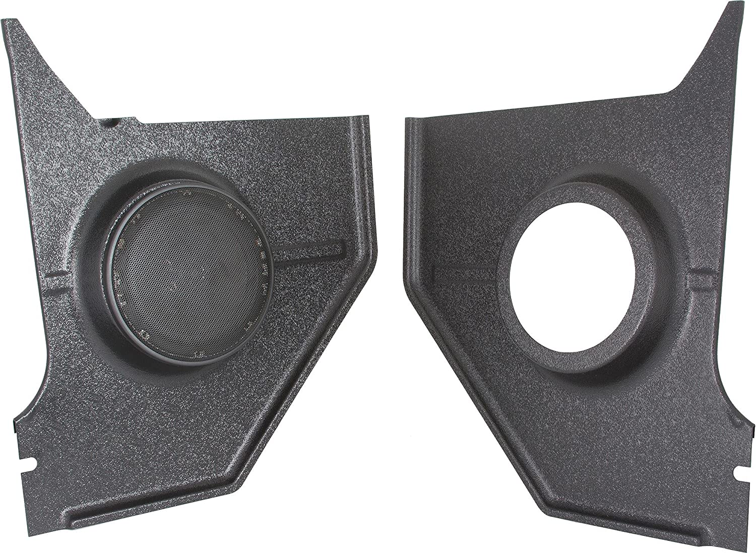RetroSound KP-F39-6466-652 Replacement Kick Panel with R-52N 6.5' Speaker for Ford Mustang Coupe/Fastback