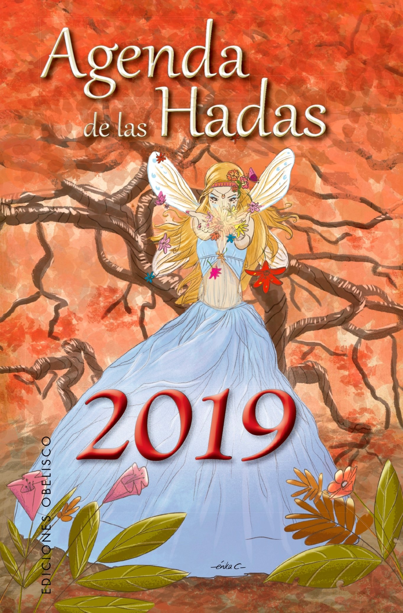 Agenda de las hadas 2019 (Spanish Edition): Various Authors ...