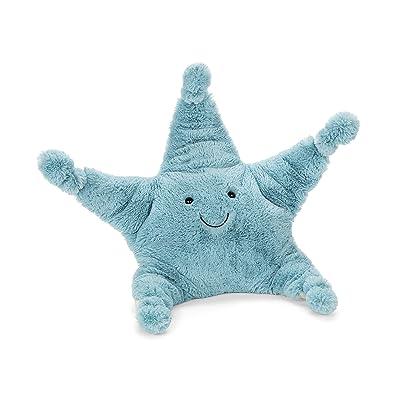 Jellycat Skye Starfish Stuffed Animal, Medium, 13 inches: Toys & Games