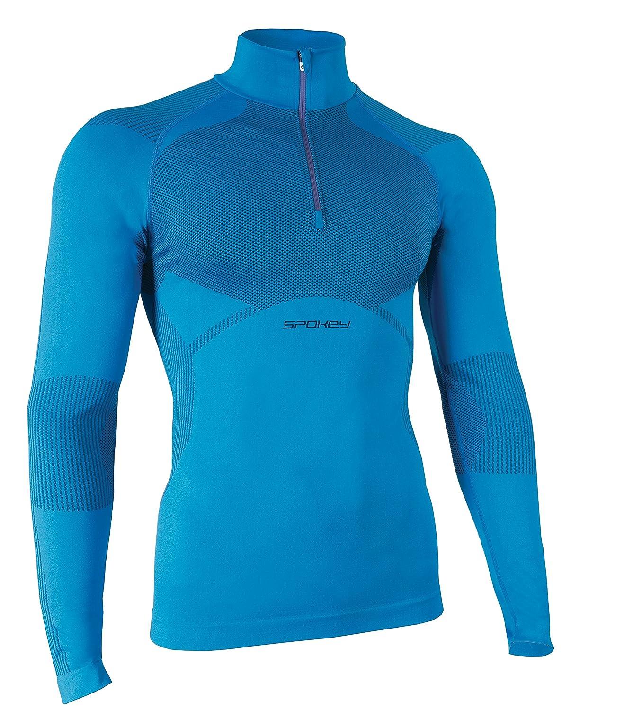 Spokey Men's Thermal Functional Long Sleeve Top Biwinter