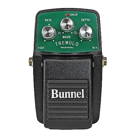 Amazon com: Bunnel Tremolo Violin Effects Pedal: Musical