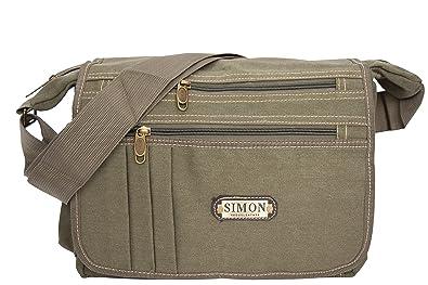 35bc446185977 Halal-Wear Umhängetasche Schultertasche Schultasche Damen Herren  Laptop Notebook- Tasche Messenger Bag ideal