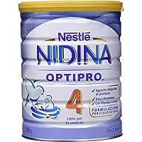 Nestlé Nidina 4 Latte in Polvere per la Crescita da 2 anni, 6 Confezioni da 800 g