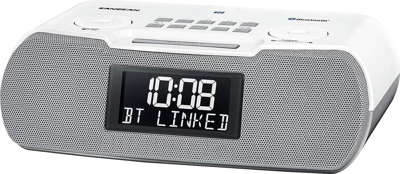AM//Bluetooth//Aux-in//USB Charging Digital Tuning ... Sangean RCR-20 FM-RDS RBDS