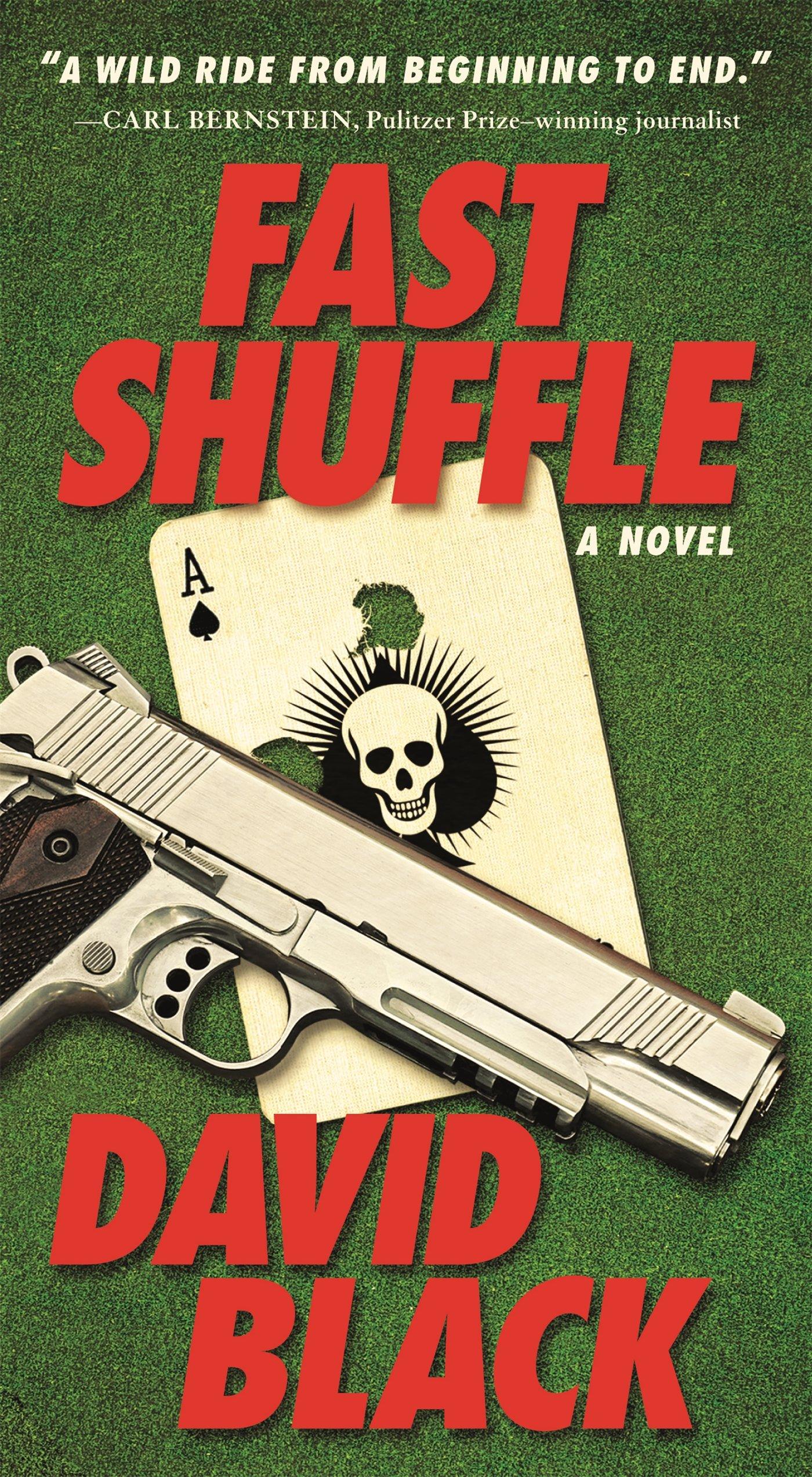Fast Shuffle Novel David Black product image