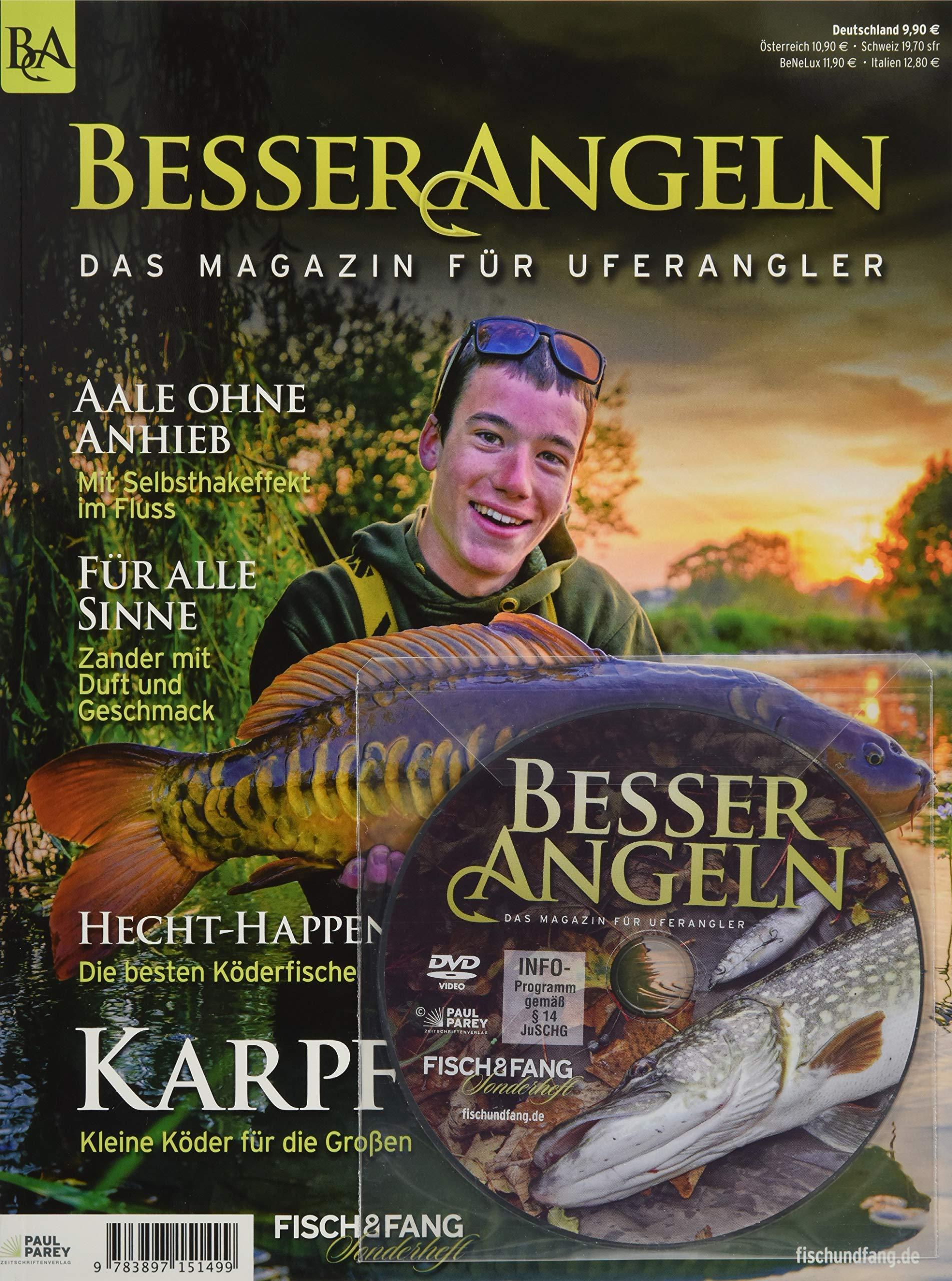 8a08ba9c7cbe2f FISCH   FANG Sonderheft Nr. 42  Besser Angeln  Amazon.de  FISCH   FANG   Bücher
