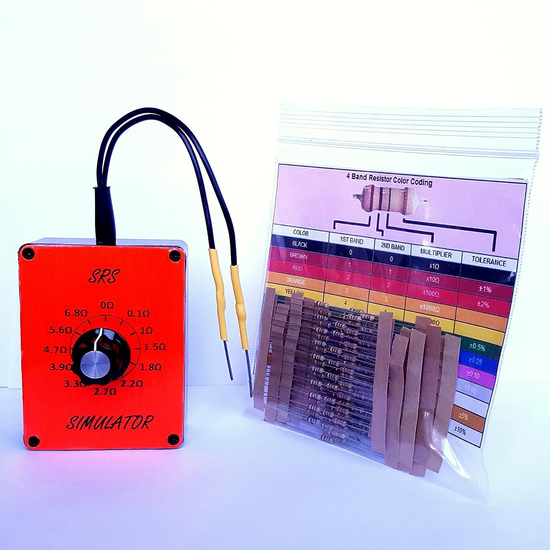 Airbag resistor tool kit. Mechanics tool. Diagnostic repair kit. Auto Diagnostics