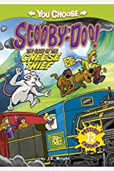 The Case of the Cheese Thief (You Choose Stories: Scooby Doo) Kindle Edition