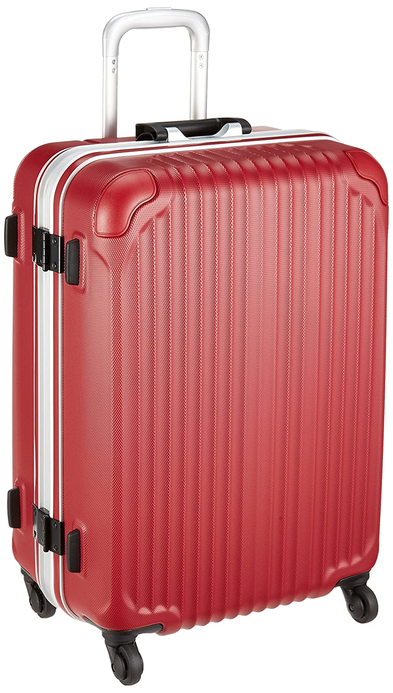 [エスケープ] ハードフレームスーツケース シフレ 1年保証付 保証付 67L 67cm 4.7kg ESC1045-60  マットレッド B01LECZYIA