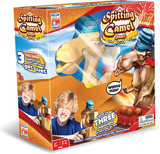 Spitting Camel Game by Fotorama: Amazon.es: Juguetes y juegos