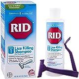 RID Lice Killing Shampoo, Proven Effective Head