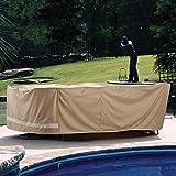 Amazon Com Esterna Picnic Table Cover Patio Furniture