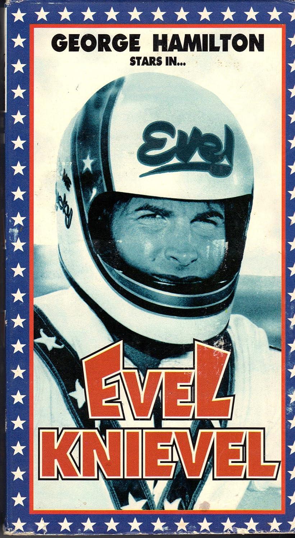 Evel Knievel [USA] [VHS]: Amazon.es: George Hamilton, Sue ...