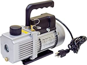 OEMTOOLS 24500 1.8 CFM Single Stage Vacuum Pump