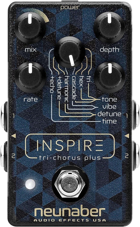 Neunaber Inspire Tri Chorus Plus · Pedal guitarra eléctrica