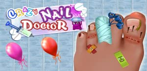Crazy Toe Nail Doctor Surgery - Free Kids Games from Fragranze Apps Limited