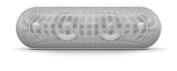 speakers beats. beats by dr. dre pill+ portable wireless speaker - white speakers