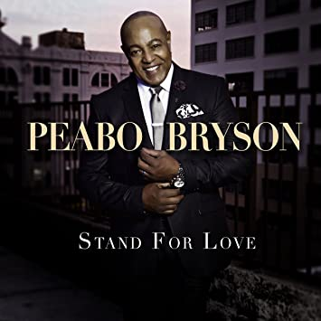 amazon stand for love lp analog peabo bryson r b 音楽