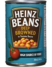 Heinz Deep Browned Beans in Tomato Sauce, 398mL