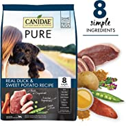CANIDAE PURE Senior Recipe, Limited Ingredient Grain Free Premium Dry Dog Food