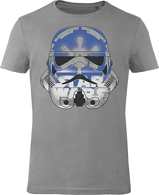 GoZoo Star Wars T-Shirt Hombre Imperial Stormtrooper - Galactic ...