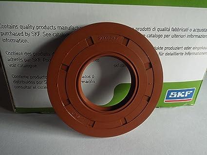 30 x 62 x 7 mm SKF Viton retén de aceite doble labio R23/TC