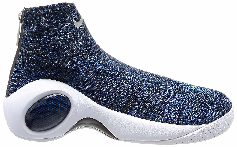the best attitude cbc05 ddfbb Nike Flight Bonafide Scarpa da Basket, Basket, Basket, (Military blu nero  bianca), 45 EU B073S3S1PT 45 ...