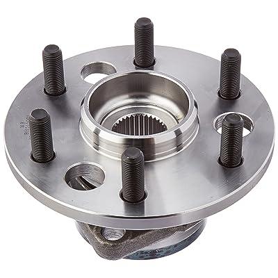 Mevotech H515001 Wheel Bearing and Hub Assembly: Automotive