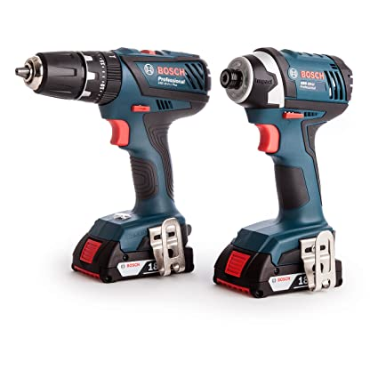 e3cdc38a29210 Image Unavailable. Image not available for. Colour  Bosch Professional GSB  18-2-LI Plus Cordless Combi Drill ...