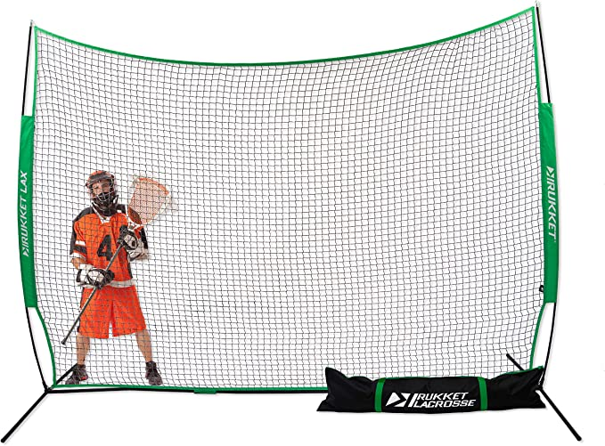 Rukket Barricade Backstop Net - Lightweight, Portable and Easy to Set Up