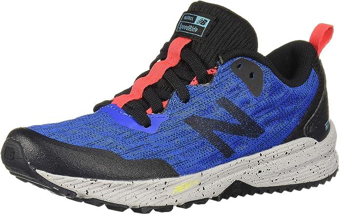 New Balance FuelCore Nitrel V5 - Zapatillas de correr para niños: Amazon.es: Zapatos y complementos