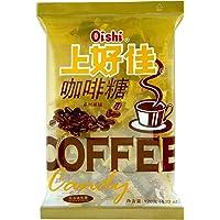 上好佳咖啡硬糖120g新*5