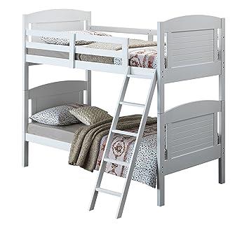 Amazon Broyhill Kids Nantucket Bunk Bed Twin Over Twin