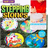 Made By Me by Me Mix and Mold Stepping Stones Kit
