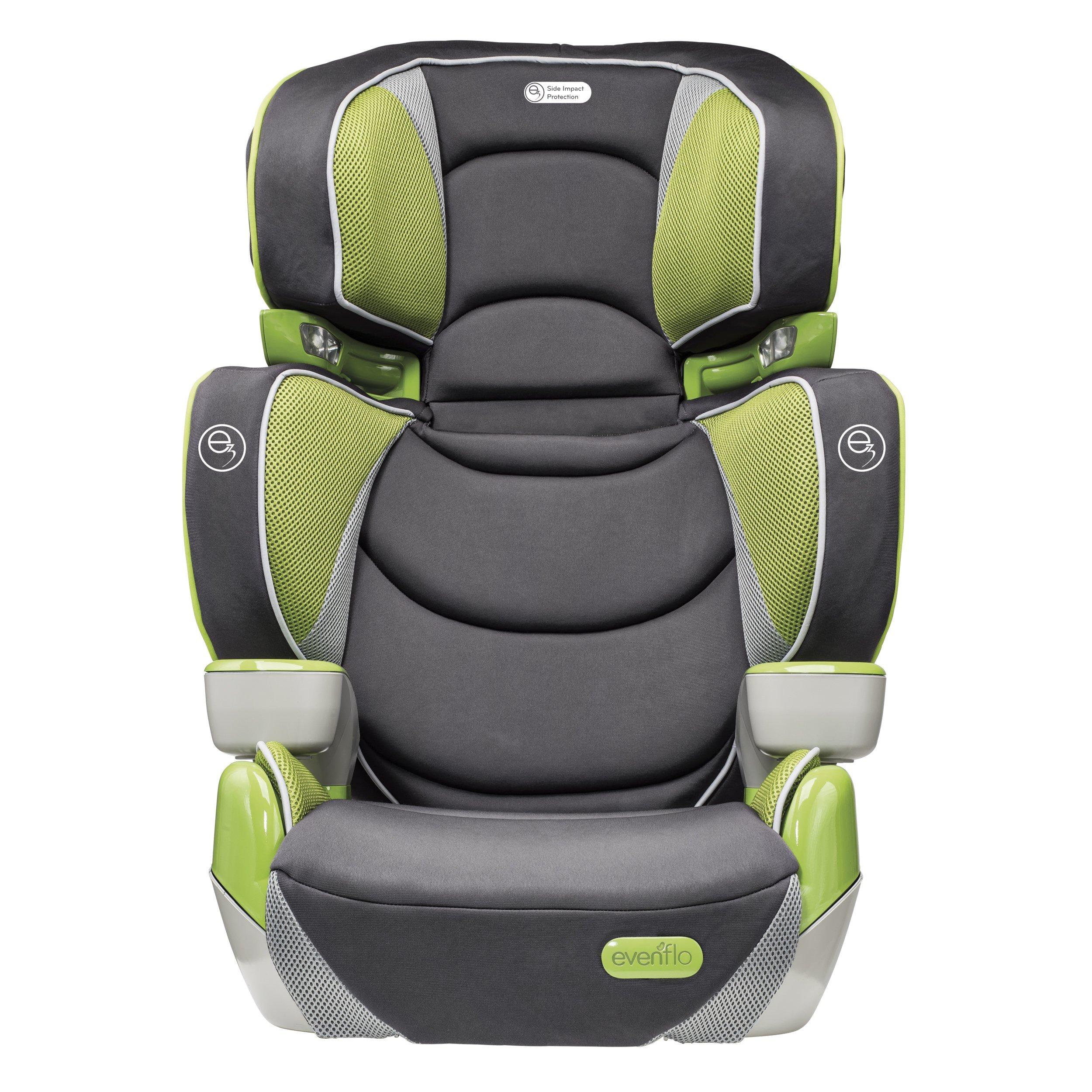 Amazon.com : Evenflo RightFit Booster Car Seat, Capri : Baby
