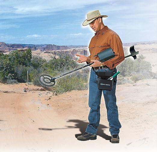 BOUNTY HUNTER QSI-PL - Detector de metales: Amazon.es: Industria, empresas y ciencia