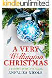 A Very Wellington Christmas (Running Into Love)