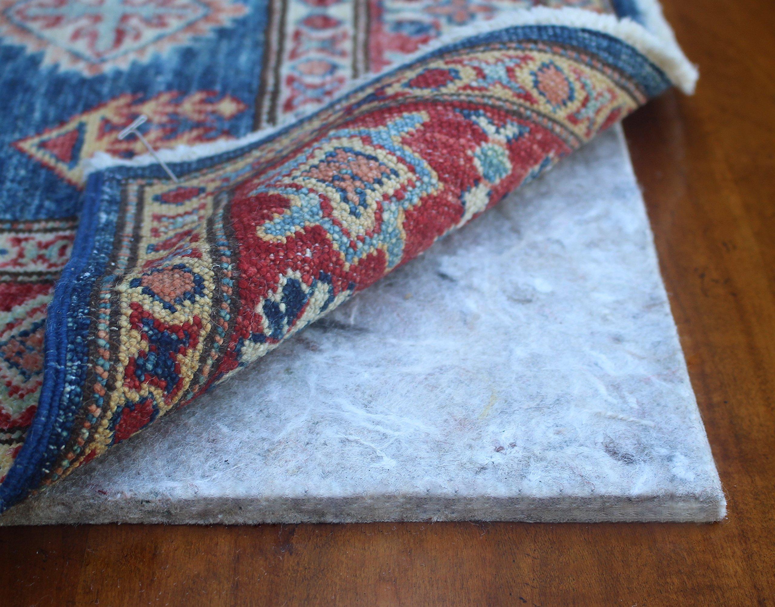 4x6 Natural Comfort 20(TM) 1/4 inch 100% Felt Rug Pads (4x6)