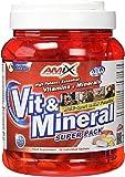 Amix Vitamins & Minerals, Complemento Alimenticio, 500 g