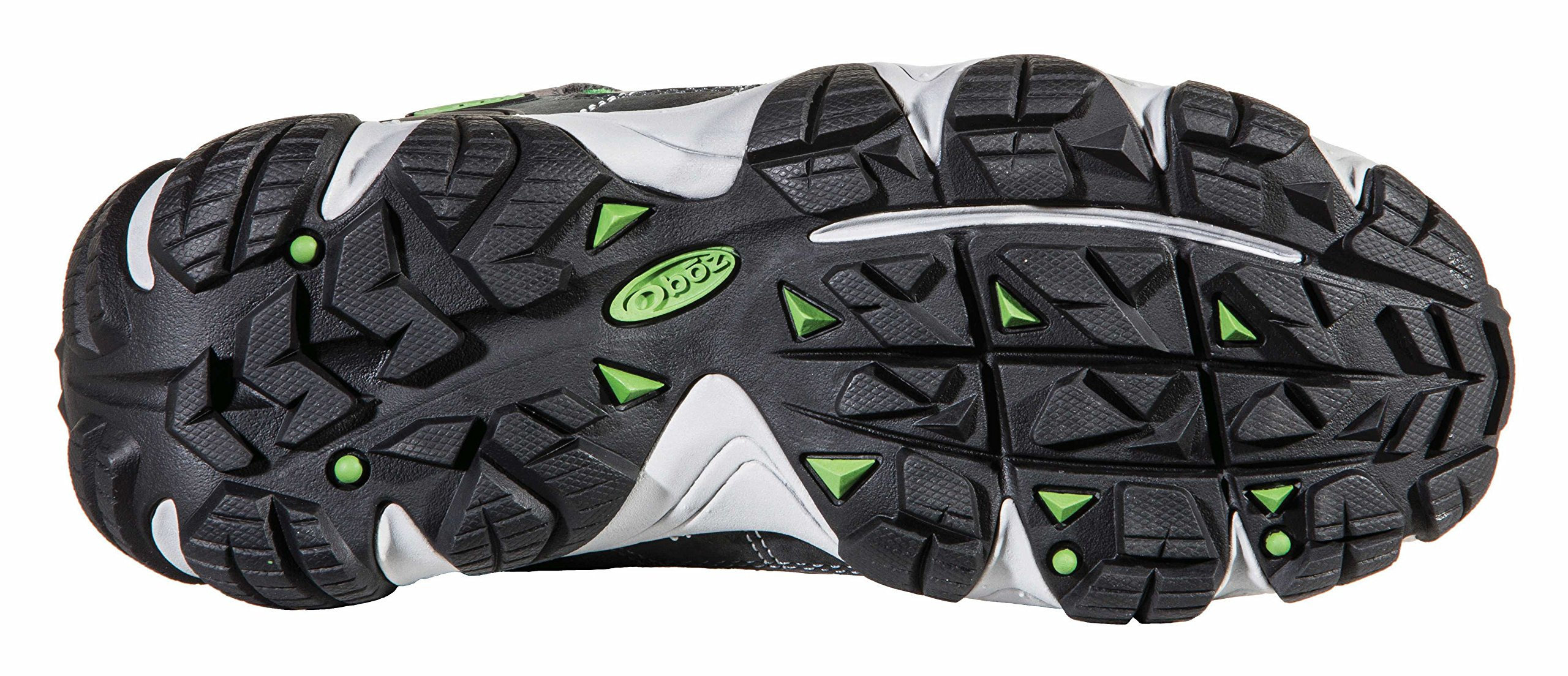 Oboz Women's Sawtooth Low Hiking Shoe,Clover,7 M US by Oboz (Image #3)