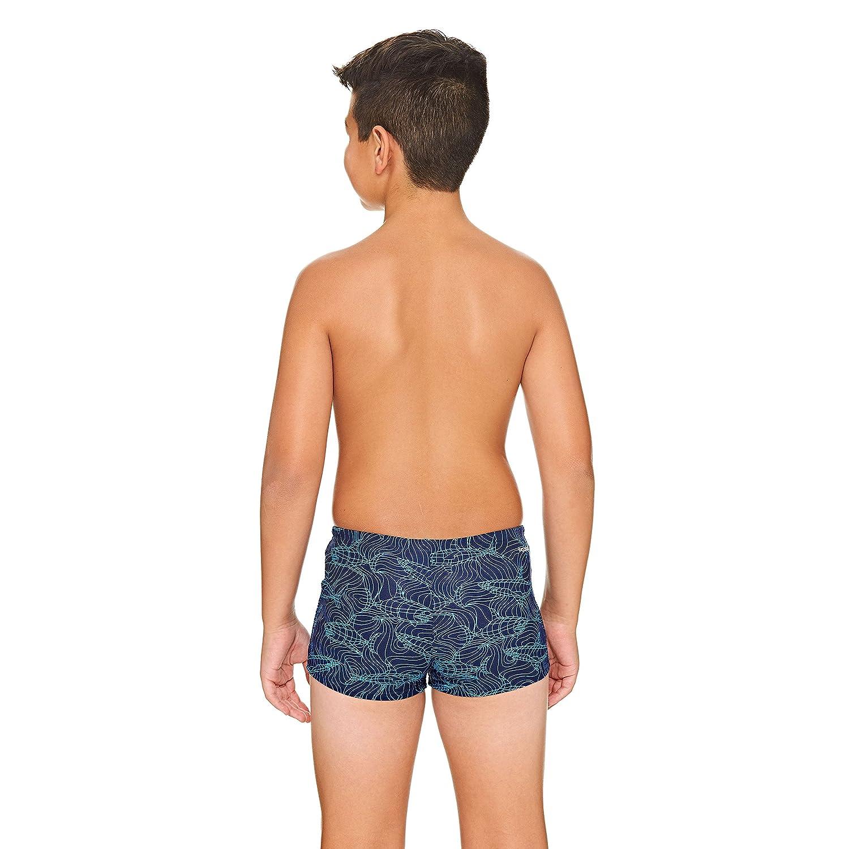 acae6da9913a0 Zoggs Boys' Sharkonator Hip Racer Swim Shorts/Trunks: Amazon.co.uk: Sports  & Outdoors