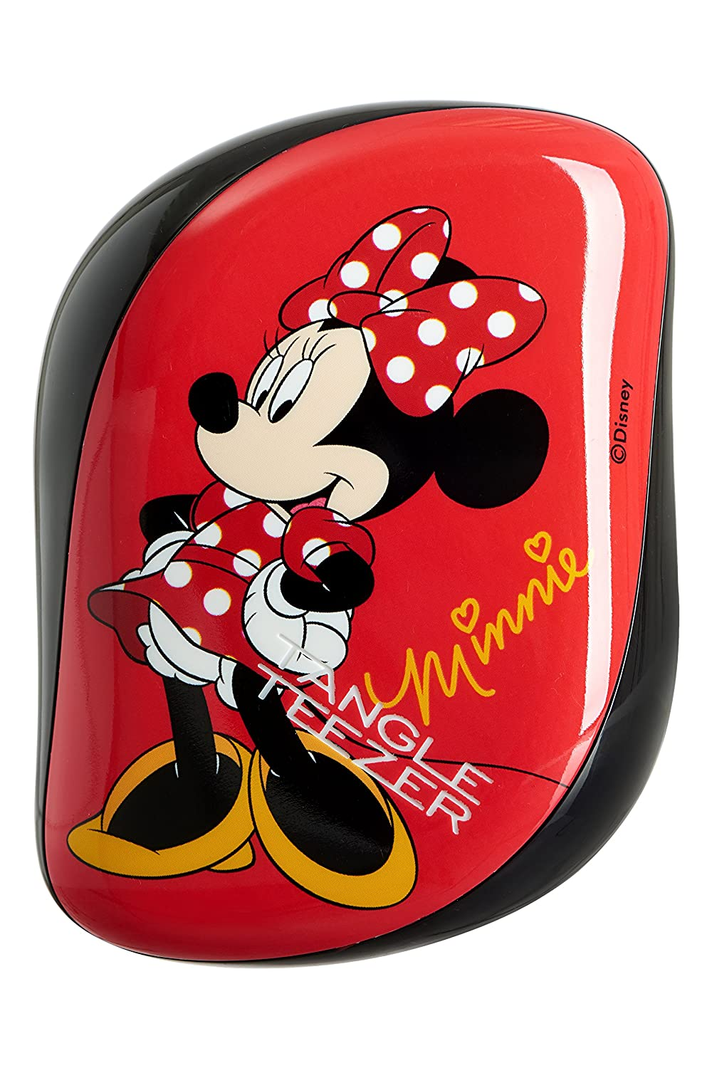 Tangle Teezer Compact Styler, Disney Minnie Mouse, Rosey Red CS-MMRED-010318