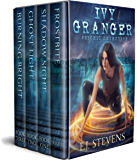 Ivy Granger Psychic Detective Box Set: Frostbite, Shadow Sight, Ghost Light, Burning Bright (Books 1-3, Bonus Prequel)