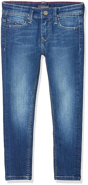 Tommy Hilfiger Simon Skinny Cmpst Jeans para Niños