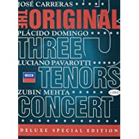 Original Three Tenors Concert [Import]