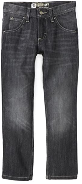 Amazon.com: Lee BIG Boys Peto Skinny Pierna Recta Jeans ...