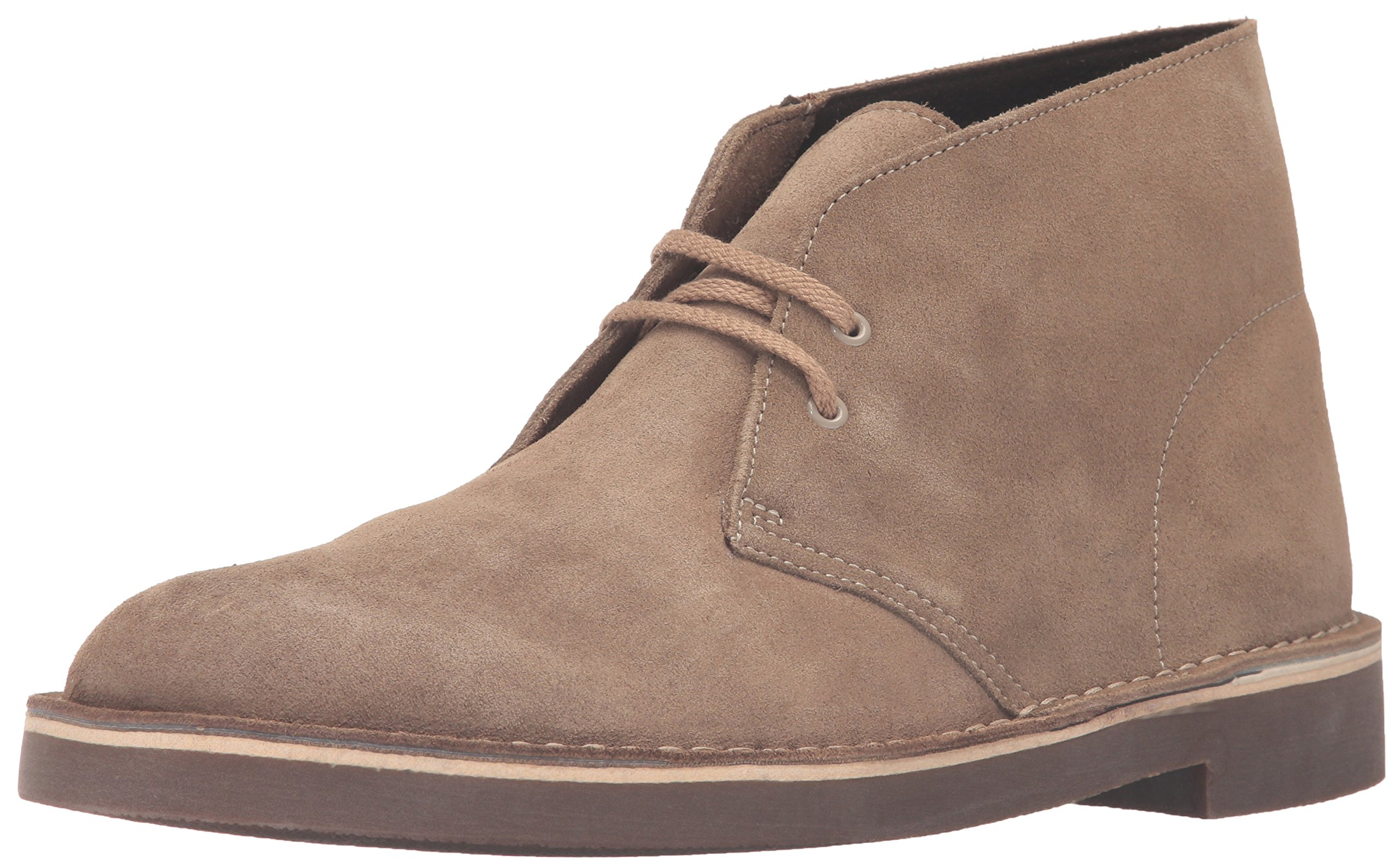 Clarks Men's Bushacre 2 Chukka Boot,Sand Sable,10 M US by CLARKS (Image #1)